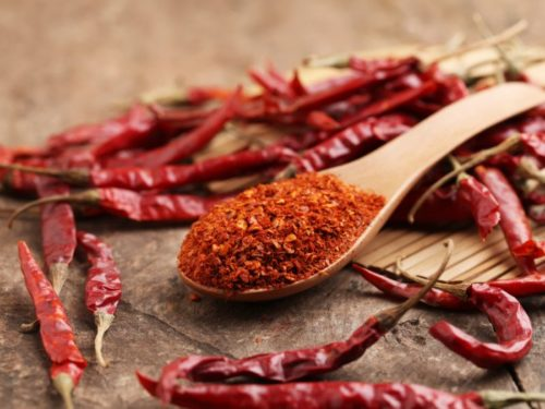 cayenne as thermogenic for women