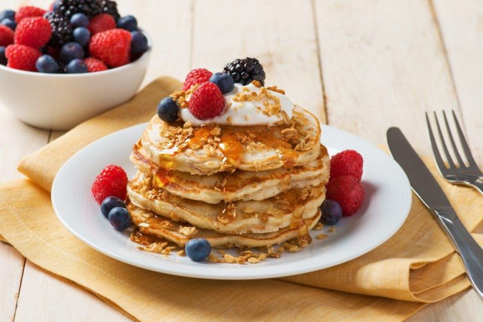 banana protein pancake recipes