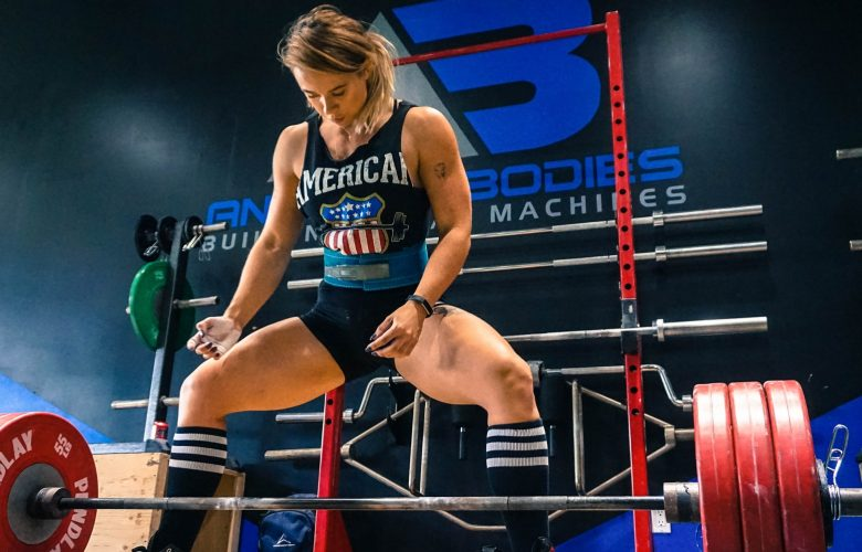 benefits of powerlifting for women