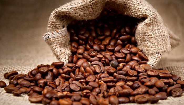 coffee beans as a natural fat burner
