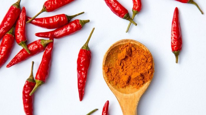 cayenne pepper as a natural fat burner
