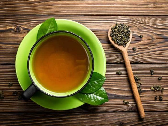 green tea as a natural fat burner