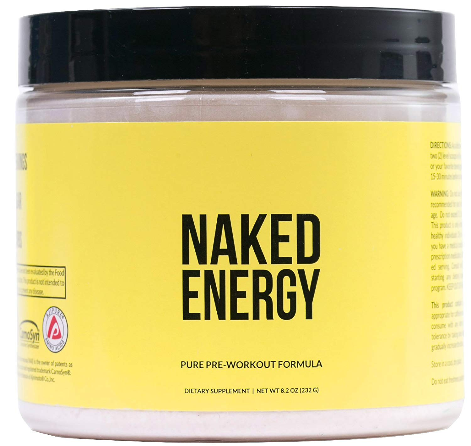 Naked Energy Pre Workout