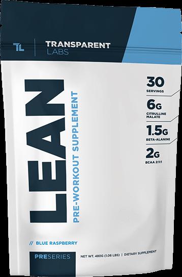 PreSeries-Lean-PreWorkout
