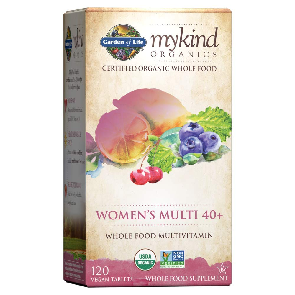 Box of Garden of Life Multivitamin for Women