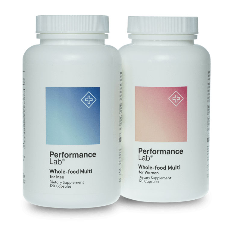 Performance Lab Multi Womans Best Multivitamins 2020