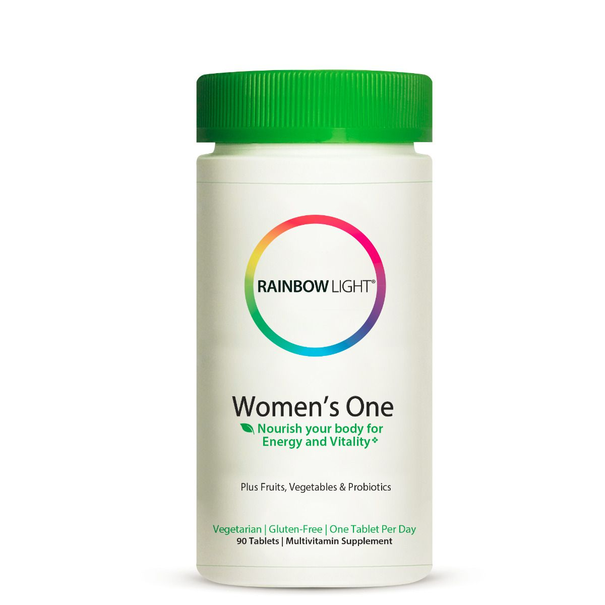 Bottle of Rainbow Light Women's One