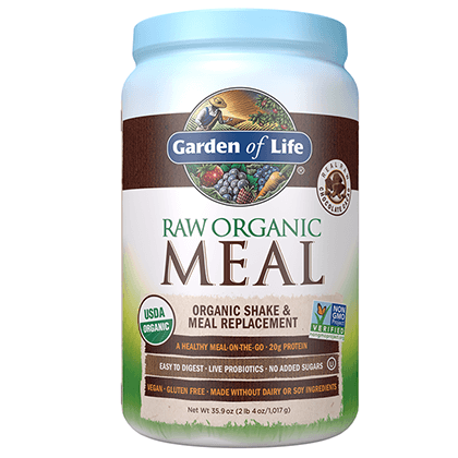 Garden of Life Meal Raw Organic Meal