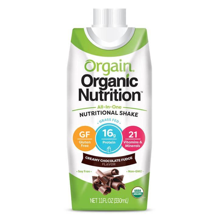 Orgain Organic Nutrition