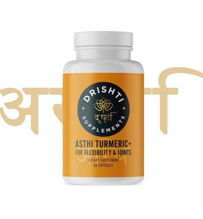 Drishti Asthi Turmeric