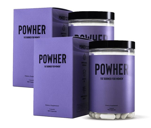 Powher Fat Burner Review 2 bottles