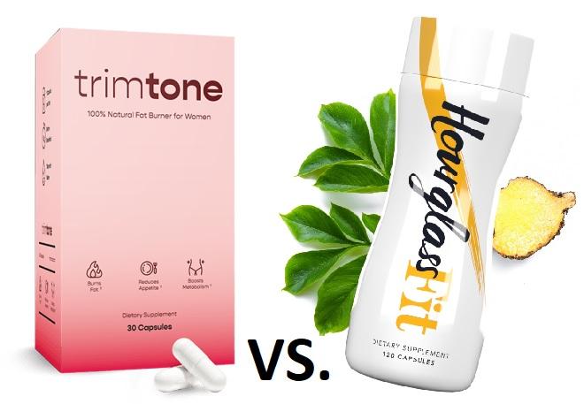 Hourglass Fit vs Trimtone