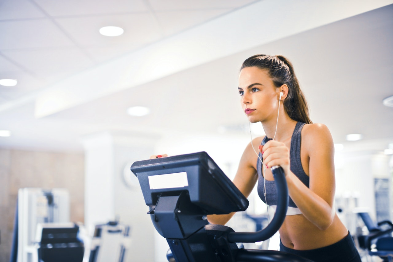 Listen to music and be more productive in the gym
