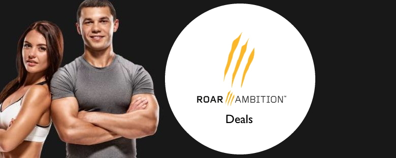 roar ambition deals and offers