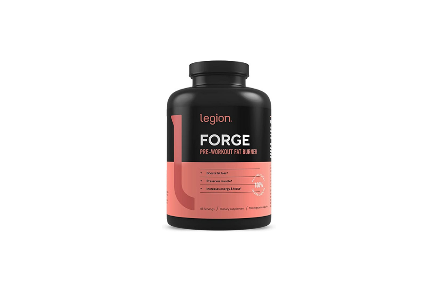 Forge Pre-Workout Fat Burner Review 2021 2