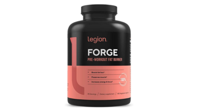 Photo of Forge Pre-Workout Fat Burner Review 2021