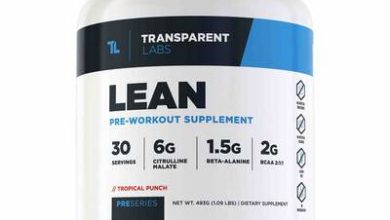 Photo of Transparent Labs PreSeries LEAN Pre-Workout Review 2021