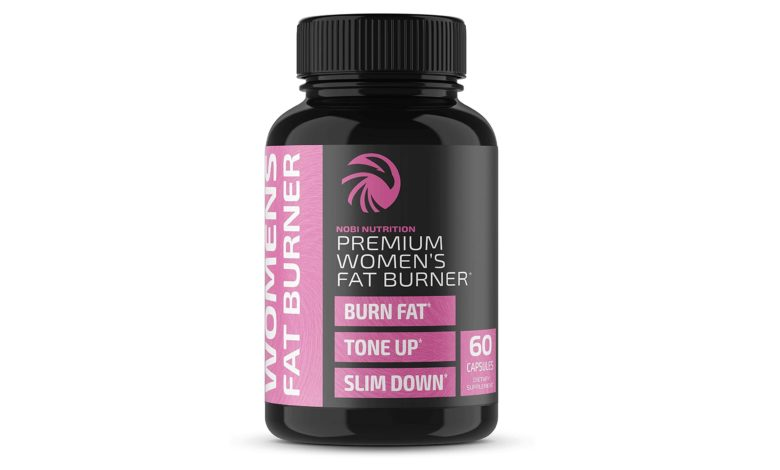 Nobi-Nutrition-Premium-Womens-Fat-Burner-Review