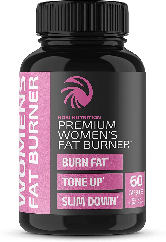 Nobi Nutrition Premium Womens Fat Burner Review