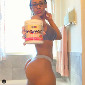 Oxyshred Thermogenic review After