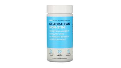 Photo of RSP Nutrition QuadraLean Non-Stim Review 2021