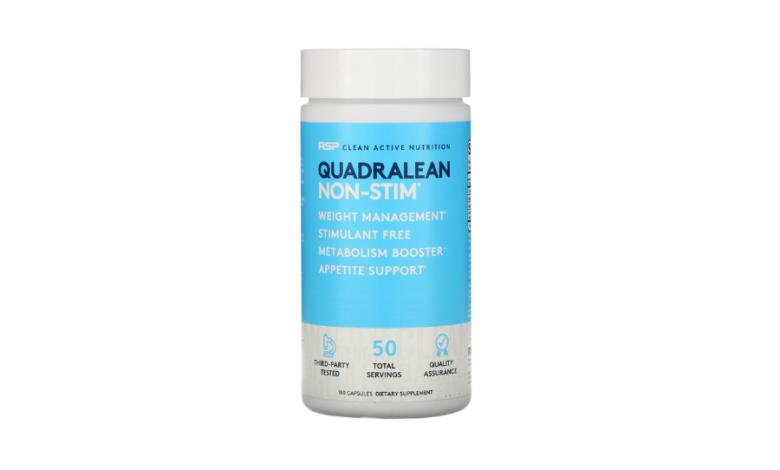 QuadraLean Non-Stim Review