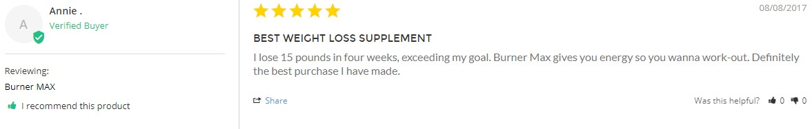 Shredz Burner Max for Women Review 2021 - Is it all hype? 2