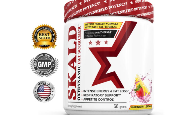 Oxydynamic Fat Scorcher Review - Product