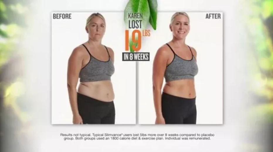 Slimvance Core Slimming Complex Review results 1