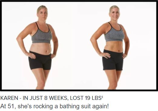 Slimvance Core Slimming Complex Review results 2