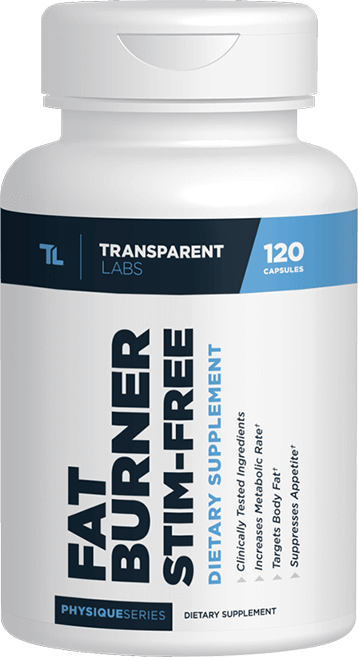 PhysiqueSeries Fat Burner Stim-Free Review