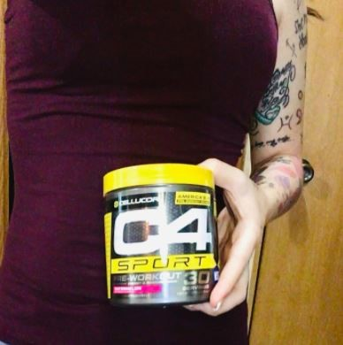 Cellucor C4 Sport Pre-Workout Review 2021 2