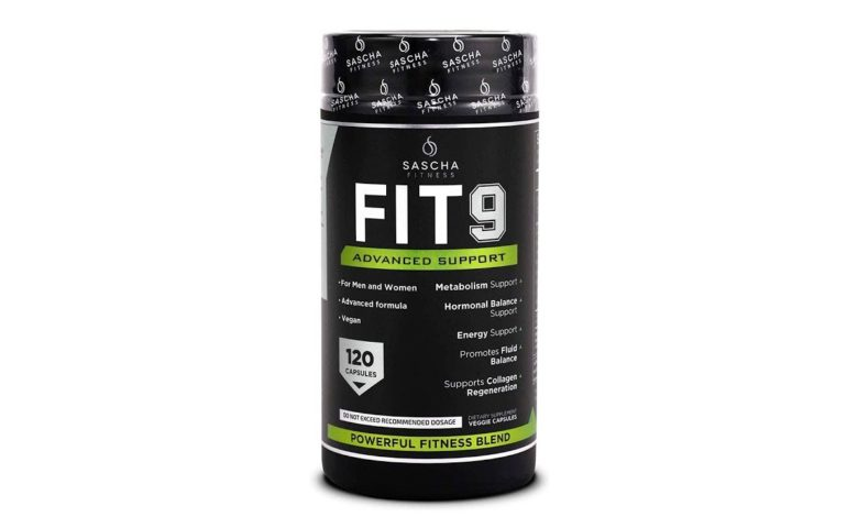 Photo of Sascha Fitness Fit 9 Fat Loss Support Review 2021
