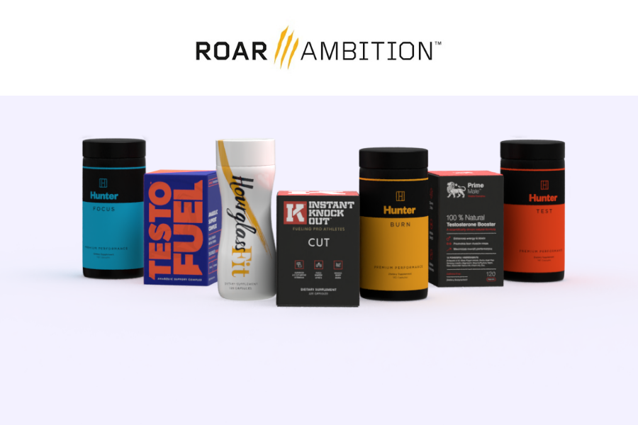 Roar Ambition Deals